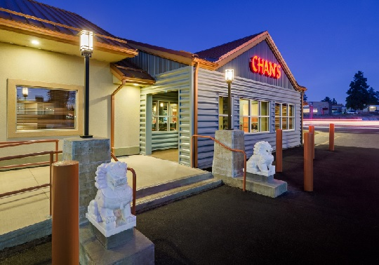 Chan 39 S Chinese Restaurant In Bend Oregon